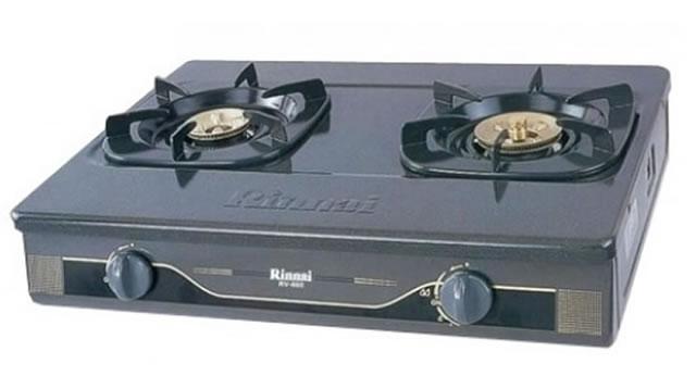 Rinnai RV-660G là sản phẩm bếp gas dương chính hãng