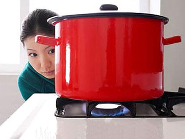Lỗi thường gặp khi sử dụng bếp gas - Cách xử lý hiệu quả