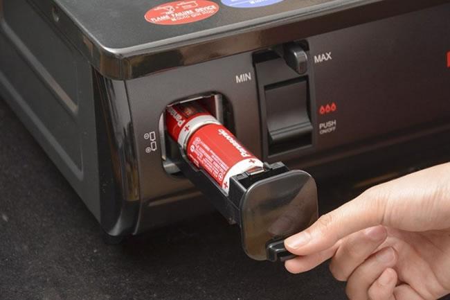 Nhận biết khi bếp gas có hiện tượng yếu pin